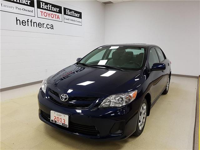 2013 Toyota Corolla  (Stk: 185608) in Kitchener - Image 1 of 20
