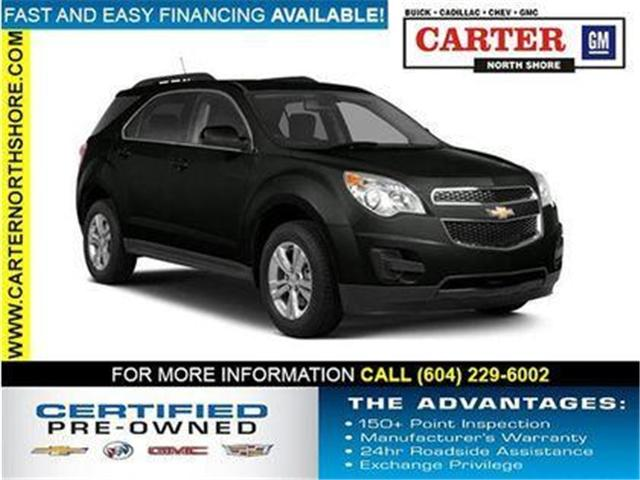 2013 Chevrolet Equinox 1LT (Stk: 8CA25951) in Vancouver - Image 1 of 1