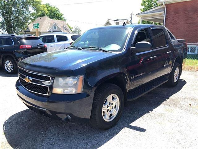 2007 Chevrolet Avalanche 1500  (Stk: 3GNFK1) in Belmont - Image 1 of 15