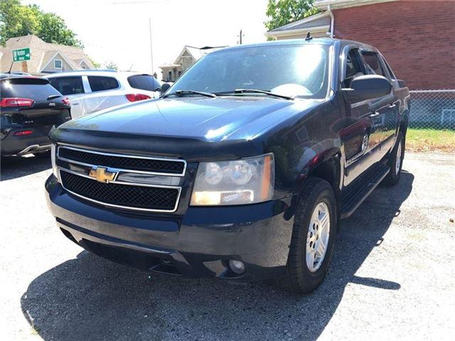 2007 Chevrolet Avalanche 1500  (Stk: 3GNFK1) in Belmont - Image 2 of 15