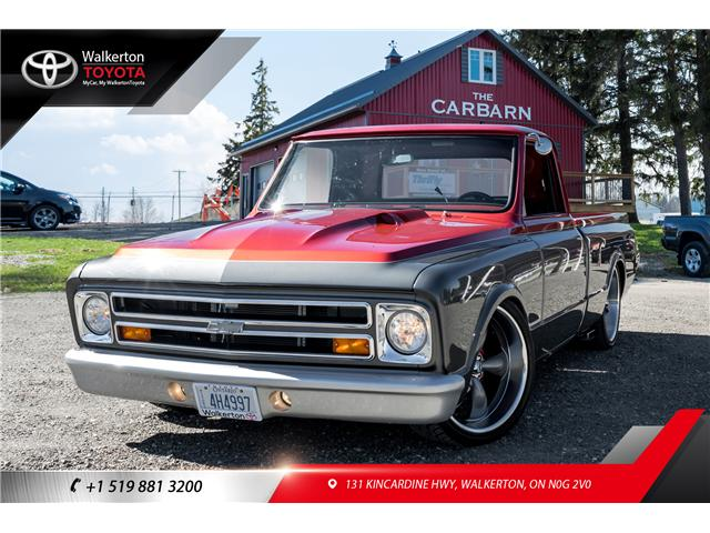 1967 Chevrolet C-10 Short box (Stk: ) in Walkerton - Image 1 of 28