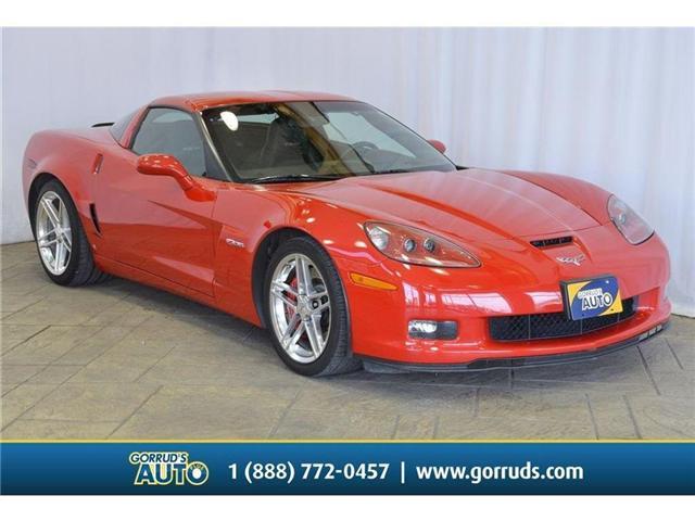 2007 Chevrolet Corvette  1G1YY26E875119964 119964 in Milton