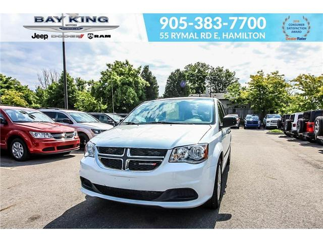 2016 Dodge Grand Caravan SE/SXT (Stk: 181008A) in Hamilton - Image 1 of 16