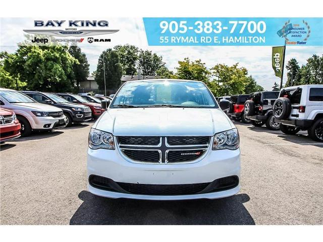 2016 Dodge Grand Caravan SE/SXT (Stk: 181008A) in Hamilton - Image 2 of 16