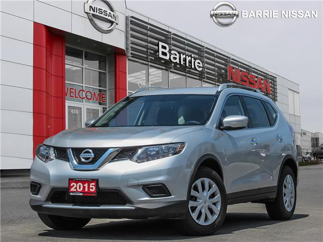 2015 Nissan Rogue S (Stk: P4452) in Barrie - Image 1 of 22