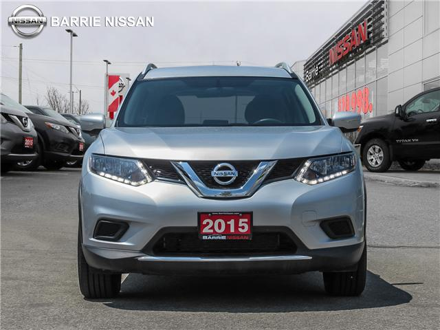 2015 Nissan Rogue S (Stk: P4452) in Barrie - Image 2 of 22