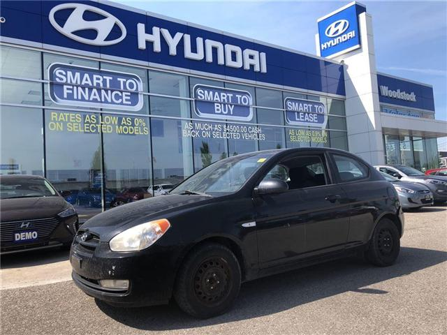 2007 Hyundai Accent SR (Stk: TN17089A) in Woodstock - Image 1 of 19