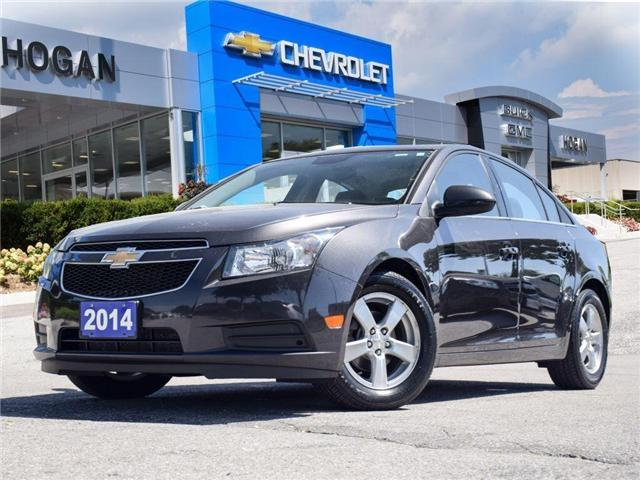 2014 Chevrolet Cruze 2LT (Stk: W1325820) in Scarborough - Image 1 of 25