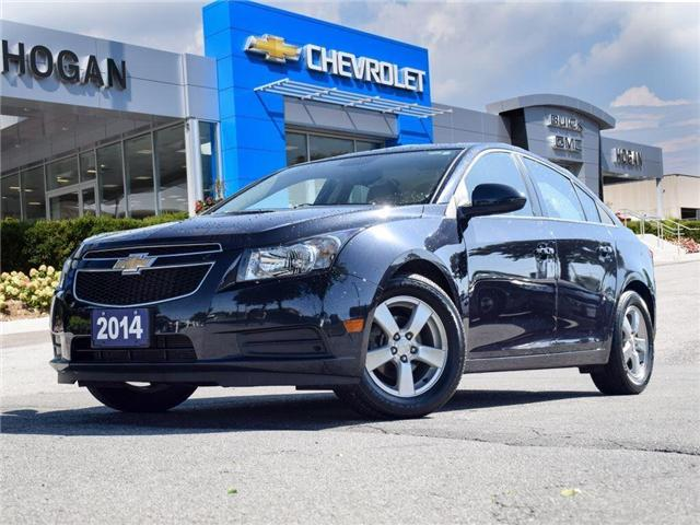 2014 Chevrolet Cruze 2LT (Stk: W1291345) in Scarborough - Image 1 of 26