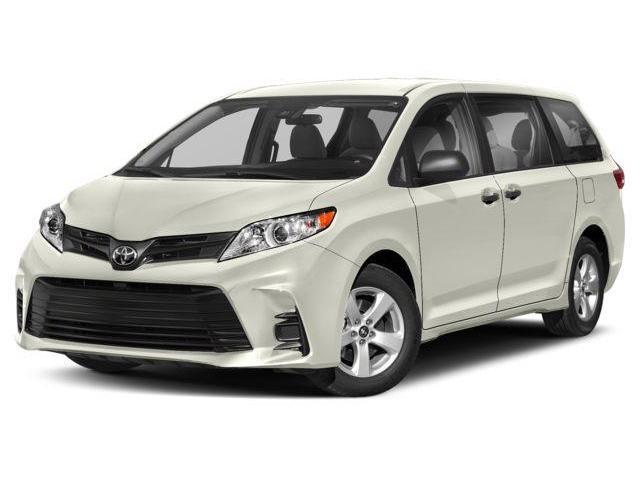 2018 Toyota Sienna XLE 7-Passenger (Stk: 18470) in Brandon - Image 1 of 9