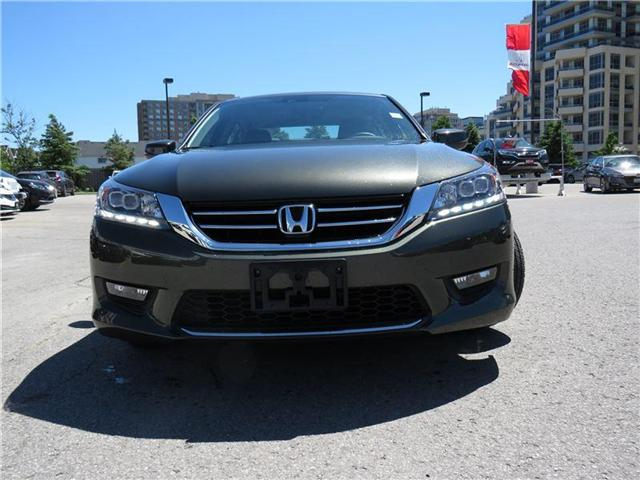 2015 Honda Accord Touring V6 (Stk: 180962P) in Richmond Hill - Image 2 of 17