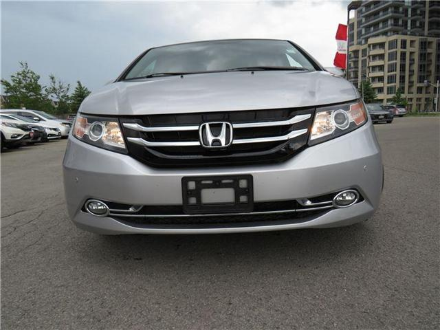 2014 Honda Odyssey Touring (Stk: 181042P) in Richmond Hill - Image 2 of 14