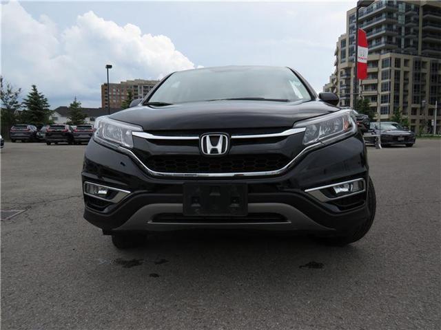 2015 Honda CR-V EX (Stk: 180978P) in Richmond Hill - Image 2 of 7