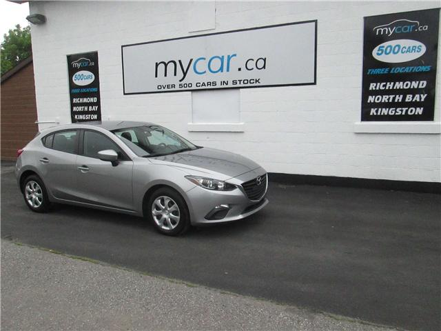 2015 Mazda Mazda3 GX (Stk: 171629) in Richmond - Image 2 of 13