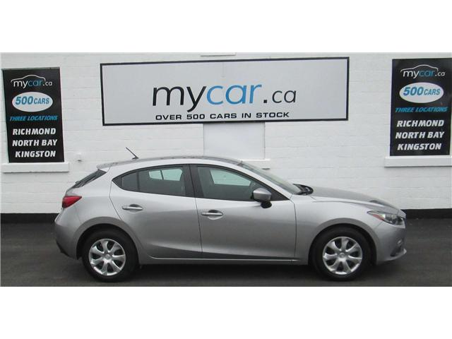 2015 Mazda Mazda3 GX (Stk: 171629) in Richmond - Image 1 of 13