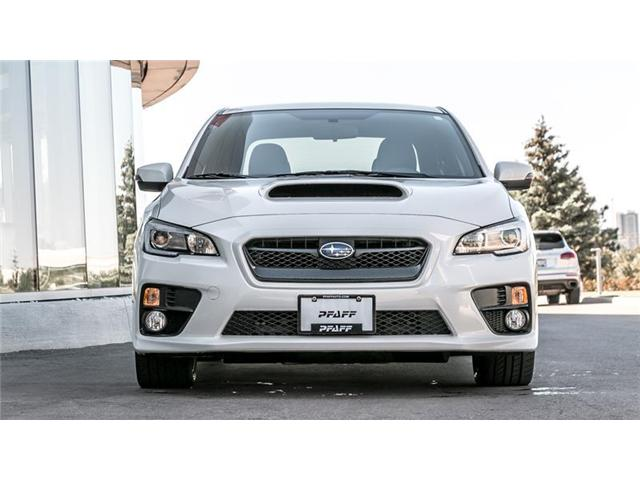 2017 Subaru WRX 4Dr CVT (Stk: U7172) in Vaughan - Image 2 of 22