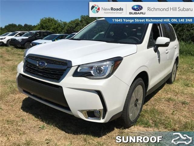 2018 Subaru Forester  (Stk: 30939) in RICHMOND HILL - Image 1 of 20