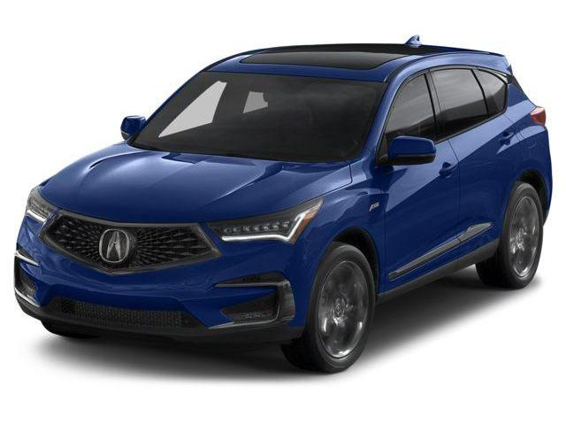 2019 Acura RDX A-Spec at (Stk: K800327) in Brampton - Image 1 of 2