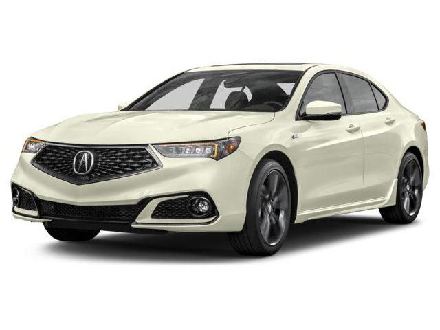 2019 Acura TLX Tech A-Spec (Stk: K800368) in Brampton - Image 1 of 3
