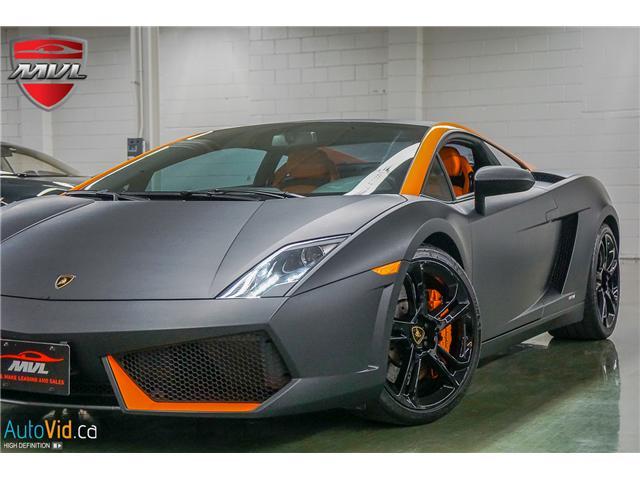 2009 Lamborghini Gallardo LP560-4 LP560-4 (Stk: ) in Oakville - Image 1 of 38