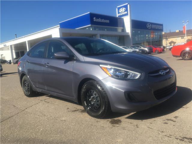 2017 Hyundai Accent GL (Stk: 38194A) in Saskatoon - Image 1 of 12
