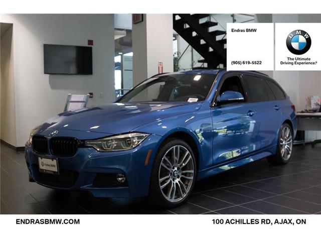 2017 BMW 330 i xDrive Touring (Stk: P5476) in Ajax - Image 1 of 22