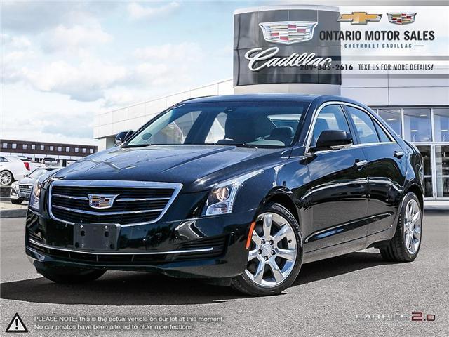 2015 Cadillac ATS 2.0L Turbo Luxury (Stk: 12011A) in Oshawa - Image 1 of 33