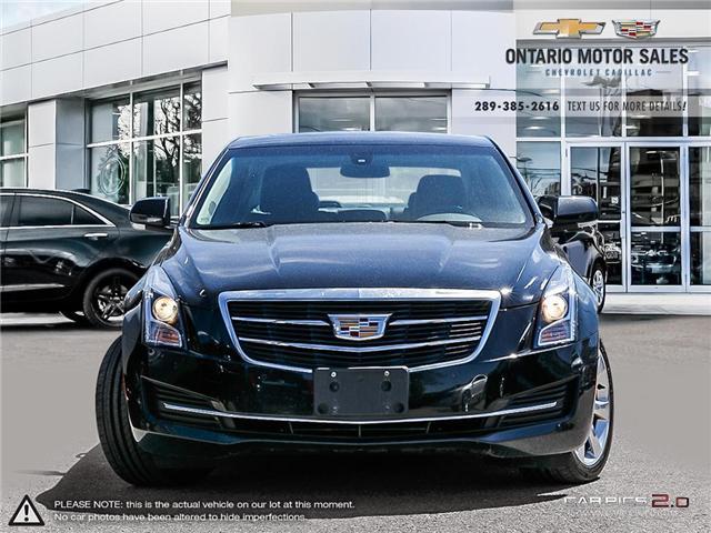 2015 Cadillac ATS 2.0L Turbo Luxury (Stk: 12011A) in Oshawa - Image 2 of 33