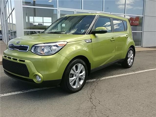 2016 Kia Soul EX+ (Stk: U0262) in New Minas - Image 1 of 17