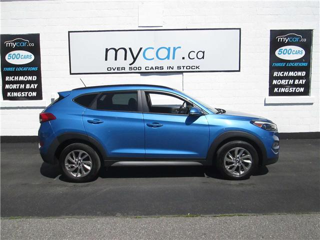 2017 Hyundai Tucson Premium (Stk: 180736) in Richmond - Image 1 of 14