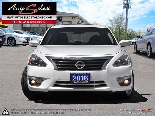 2015 Nissan Altima  (Stk: 1WTALMA) in Scarborough - Image 2 of 28