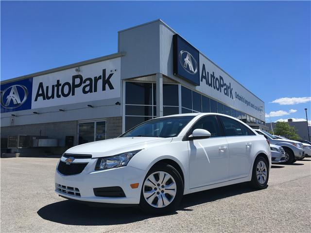 2014 Chevrolet Cruze 1LT (Stk: 14-69224) in Barrie - Image 1 of 23
