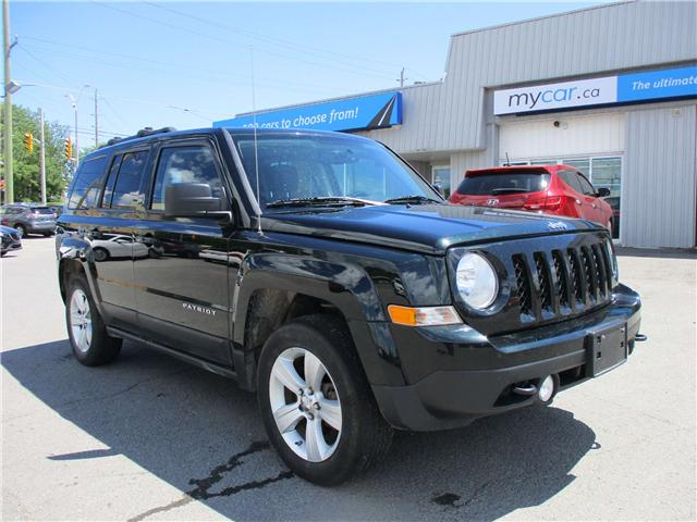 2013 Jeep Patriot Sport/North (Stk: 180740) in Kingston - Image 1 of 14
