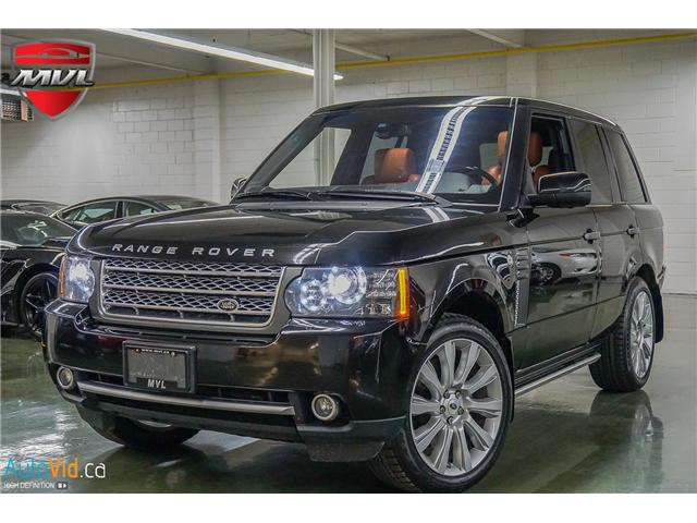 2011 Land Rover Range Rover Supercharged (Stk: ) in Oakville - Image 2 of 40