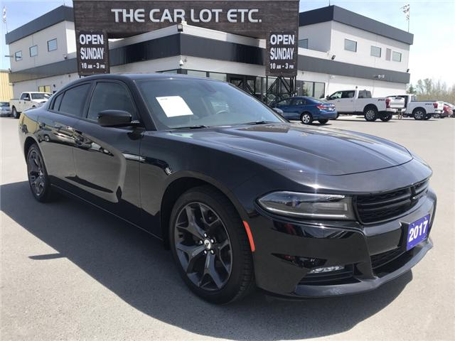 2017 Dodge Charger SXT (Stk: 18169) in Sudbury - Image 1 of 14