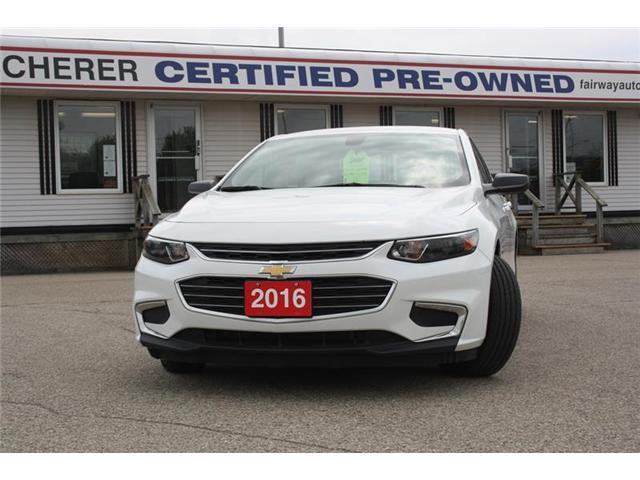 2016 Chevrolet Malibu L (Stk: 1811100A) in Kitchener - Image 1 of 9