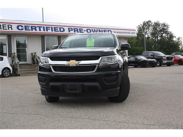 2016 Chevrolet Colorado WT (Stk: 580300) in Kitchener - Image 1 of 8