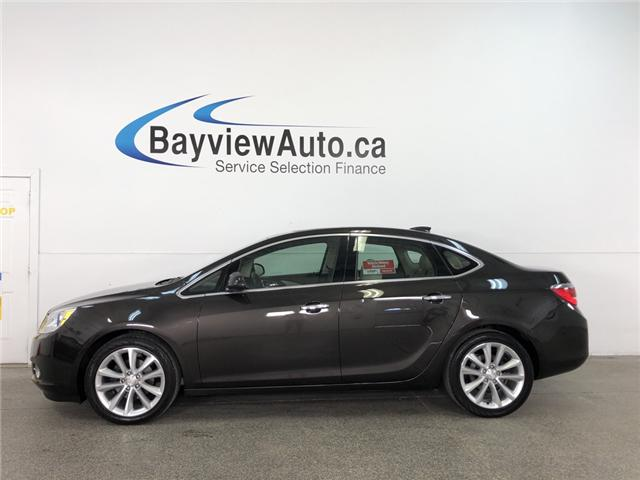 2015 Buick Verano Leather (Stk: 32744J) in Belleville - Image 1 of 28