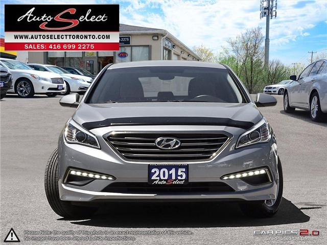 2015 Hyundai Sonata  (Stk: 1HY1G23) in Scarborough - Image 2 of 27