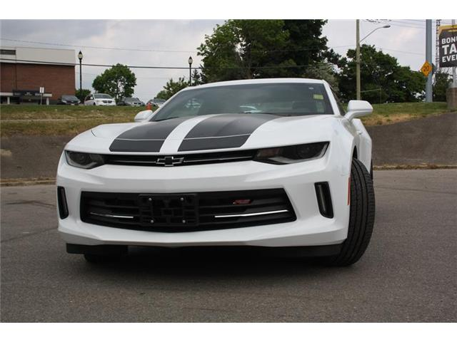 2018 Chevrolet Camaro 1LS (Stk: 1812290) in Kitchener - Image 1 of 9