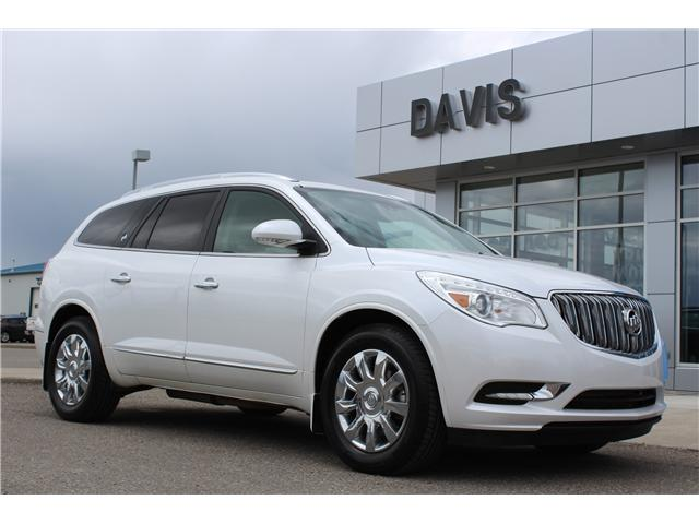 2017 Buick Enclave Leather (Stk: 172150) in Claresholm - Image 1 of 24
