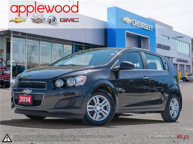 2014 Chevrolet Sonic LT Auto (Stk: 7101P1) in Mississauga - Image 1 of 26