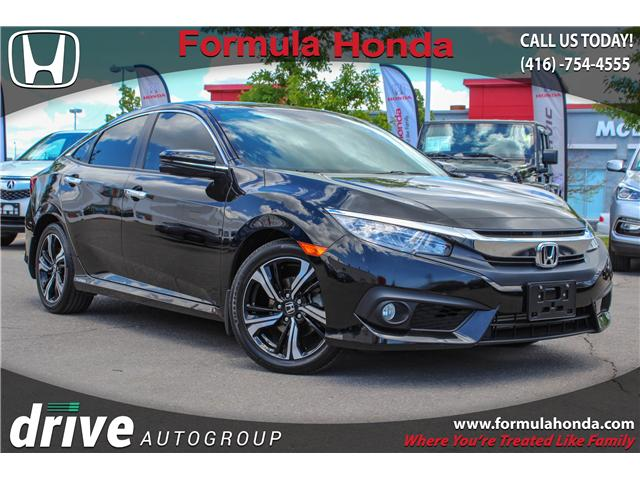 2017 Honda Civic Touring (Stk: 18-1145A) in Scarborough - Image 1 of 36