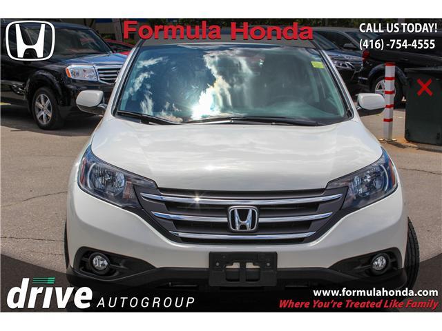 2014 Honda CR-V EX-L (Stk: B10373) in Scarborough - Image 2 of 31