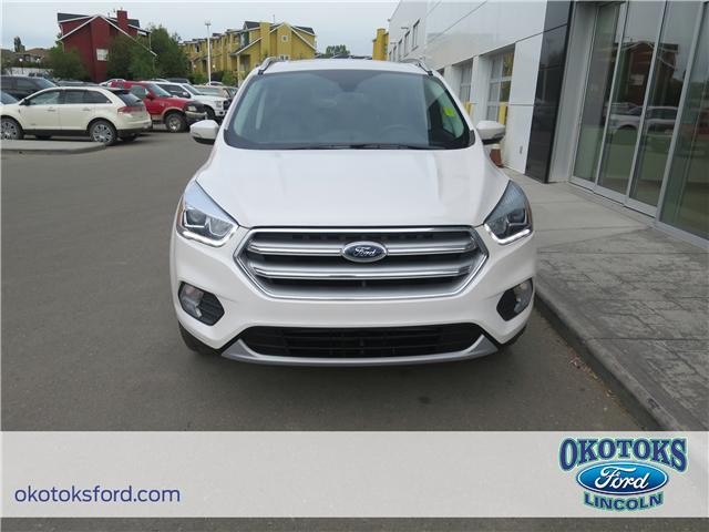 2017 Ford Escape Titanium (Stk: B83084) in Okotoks - Image 2 of 22