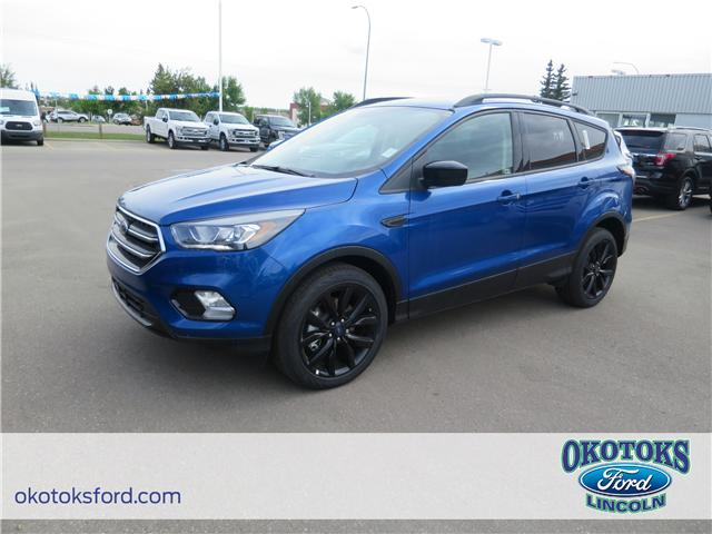 2018 Ford Escape SE (Stk: J-1291) in Okotoks - Image 1 of 5