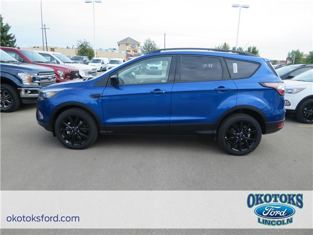 2018 Ford Escape SE (Stk: J-1291) in Okotoks - Image 2 of 5