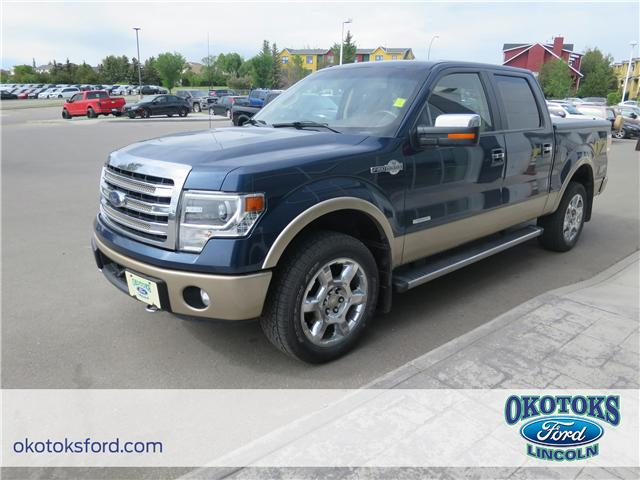 2014 Ford F-150 King Ranch (Stk: JK-311A) in Okotoks - Image 1 of 21