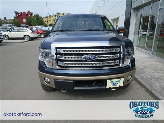 2014 Ford F-150 King Ranch (Stk: JK-311A) in Okotoks - Image 2 of 21