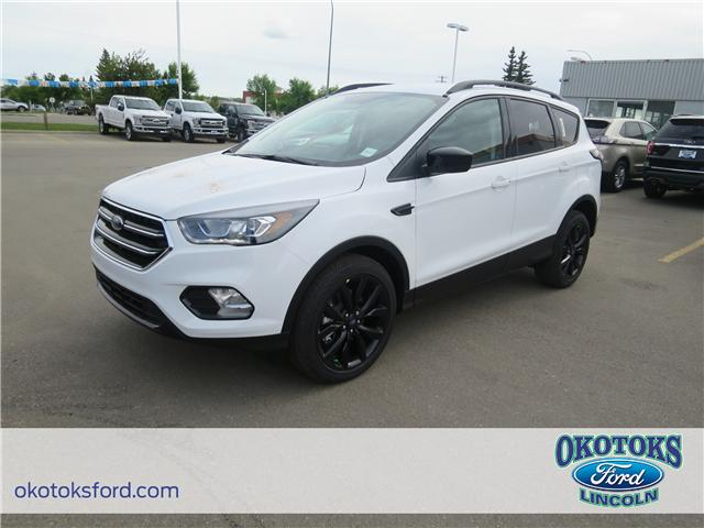 2018 Ford Escape SE (Stk: JK-353) in Okotoks - Image 1 of 5
